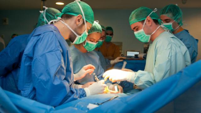 Cirugía de prótesis de pene