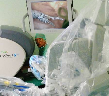 Ventajas del robot Da Vinci en la cirugía de próstata