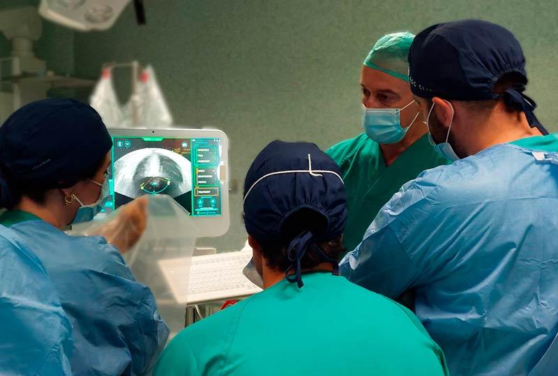 El Departamento de Urología de HM Hospitales en Madrid y el grupo de Urología, ROC Global Health.