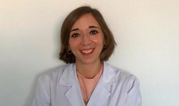 Lucía García, uróloga, explica cómo es el día a día en la segunda especialidad médica más masculinizada