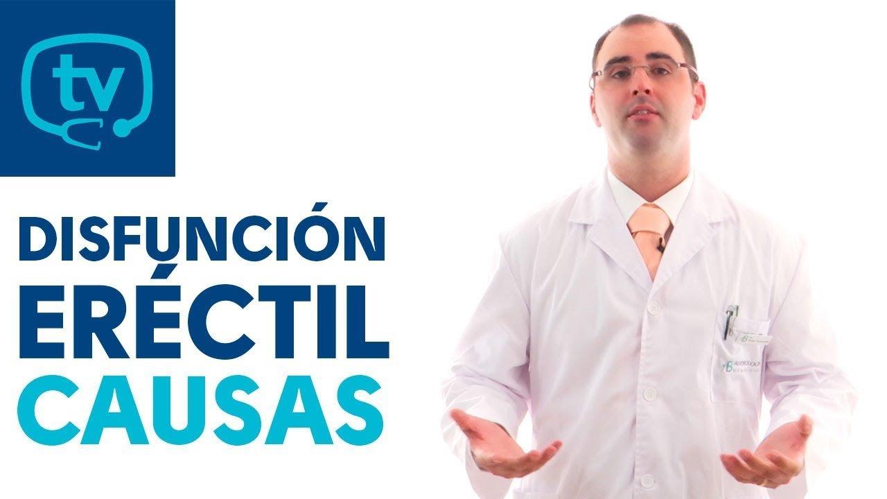 Dr. Josep Torremadé. Tratamientos para la disfunción eréctil:    ¡4 soluciones!