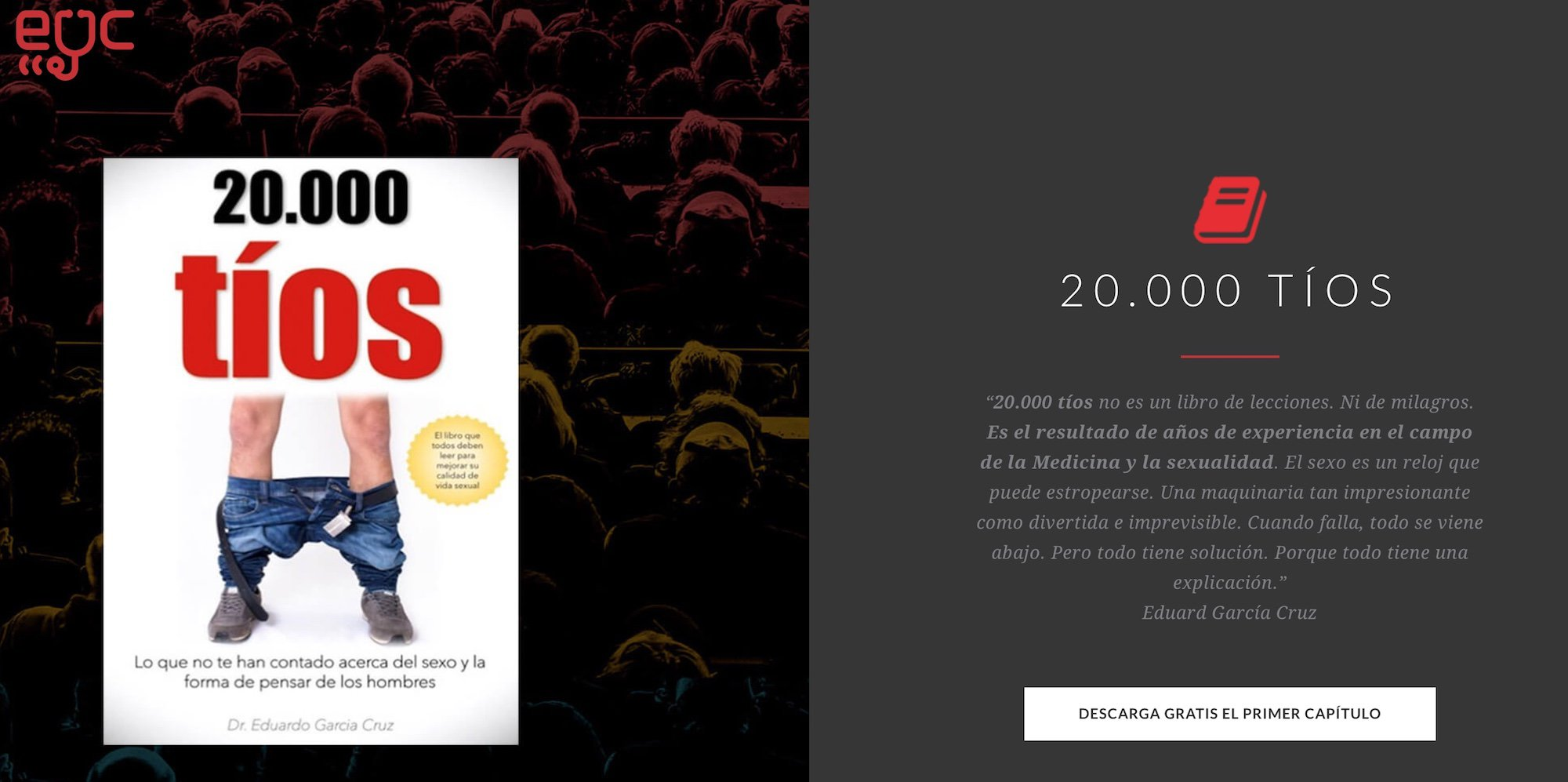 Un Libro de nuestro especialista : Eduard García Cruz